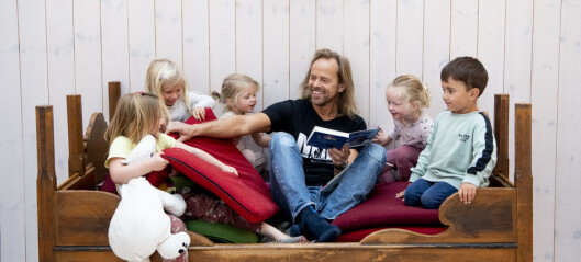 Sture valgte barnehagen fremfor økonomjobb
