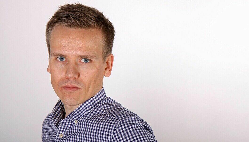Marius Iversen er kommunikasjonsdirektør i Private Barnehagers Landsforbund.