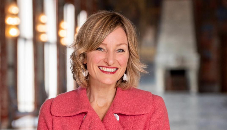 Inga Marte Thorkildsen er fornøyd med at staten har snudd i saken om utbetalingen av støtte til private barnehager.