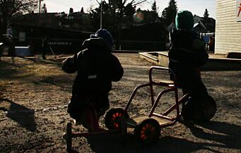 Barnehagekjedene om Storberget-rapporten: «Tidenes politiske ran», «direkte uansvarlig» og «harmonerer godt med ytre venstreside»