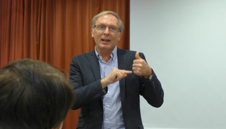 Øyvind Sørreime.