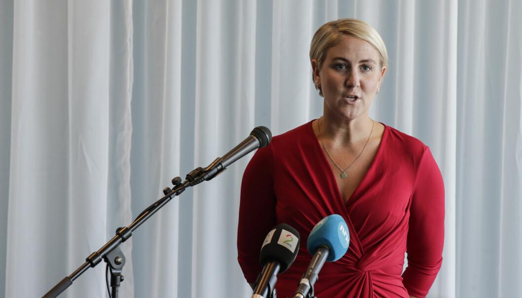 Dagens fylkesrådsleder i Viken, Tonje Brenna, skal ifølge DN bli landets nye kunnskapsminister.