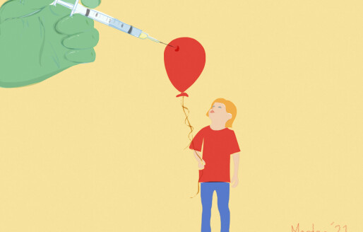 –Å være barn er ingen sykdom