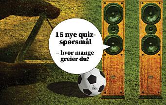 Uke 41: Ukens quiz