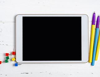 Digital registrering stel tid og fokus frå barna