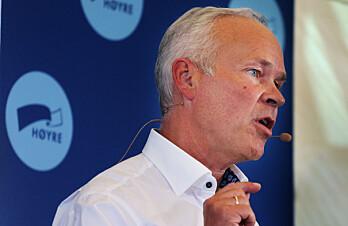 Høyre vil ha en bred ungdomsskolereform
