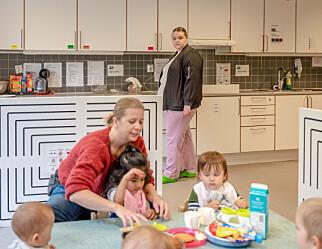 Kjøkkenassistenter tilbake i barnehagene i tilrettelagte stillinger