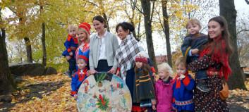 Ber regjeringen øke tallet på pedagoger med samisk bakgrunn