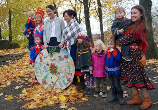 Ber regjeringen øke antallet pedagoger med samisk bakgrunn