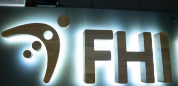 FHI-ansatte ba forsker endre på konklusjon i barnesmitte-rapport